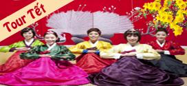 Du lịch Hàn Quốc Tết Nguyên đán