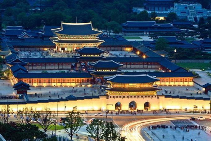 Điểm đến khám phá hoàng gia ở Seoul