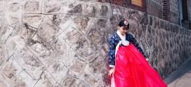 Tham quan Seoul với hanbok