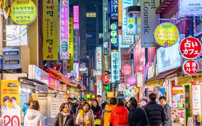 Myeong-dong-Seoul-min